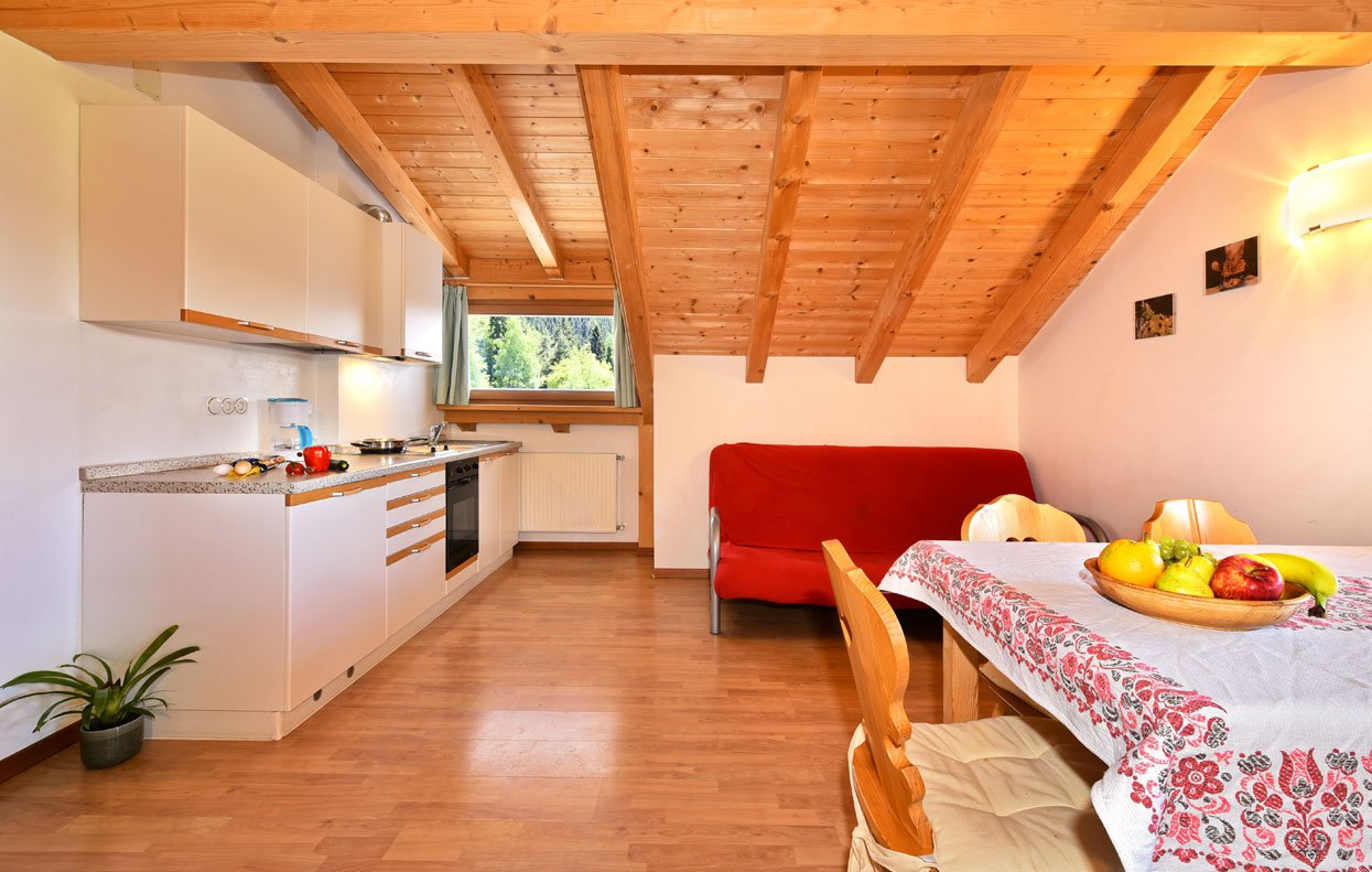In the holiday apartments in Oberbozen you will feel comfortable