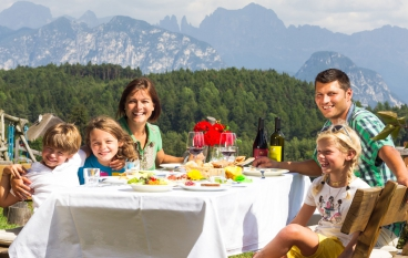 Farm holiday with children South Tyrol 05